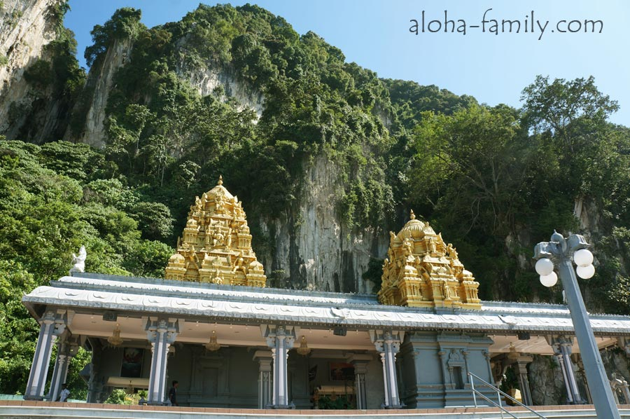 Интригующее начало пути... напоминает провинцию Краби в Таиланде!