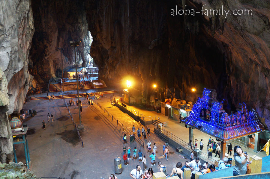 Пещера Бату - главный зал