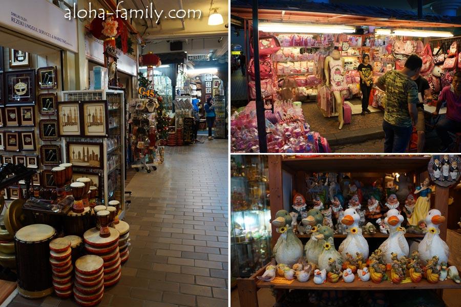 Сувениры в Куала Лумпуре