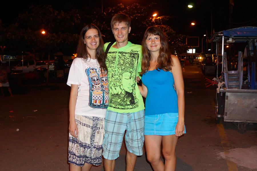 Мила Деменкова и Aloha Family