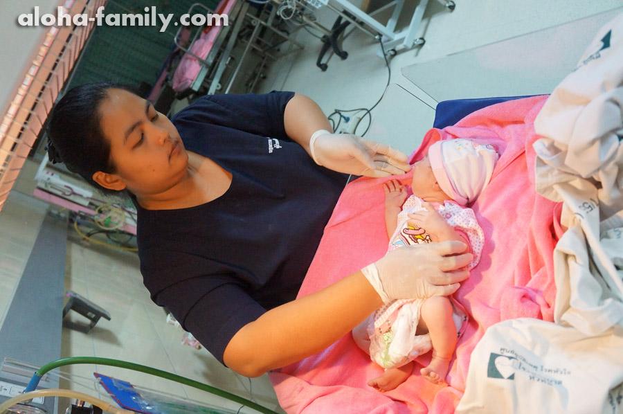 Роды в Таиланде (отчёт молодой мамы)