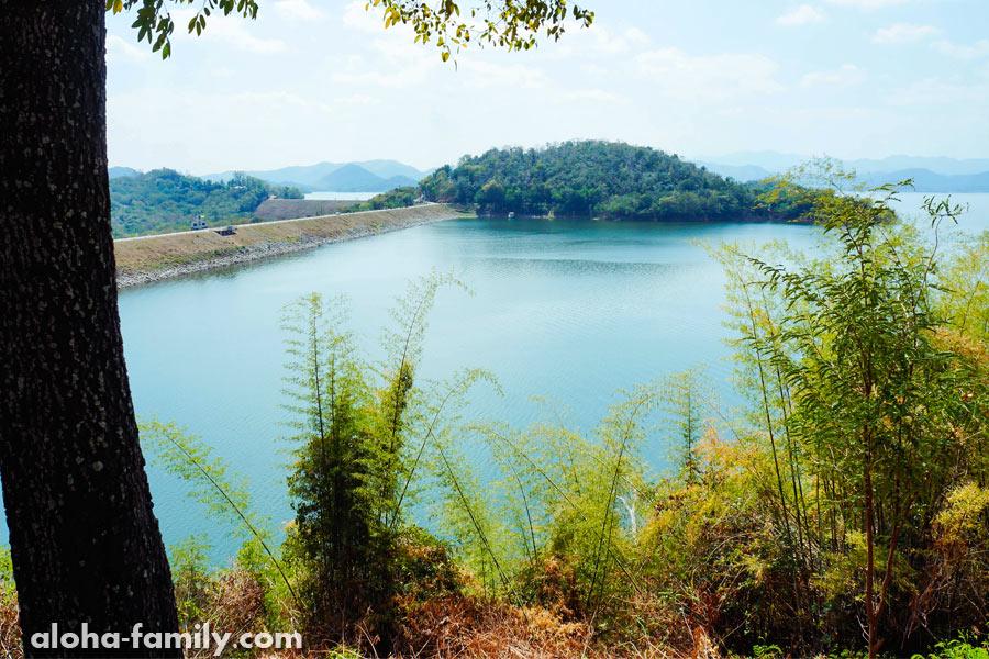 Национальный парк Каенг Крачан, плавающие обезьяны