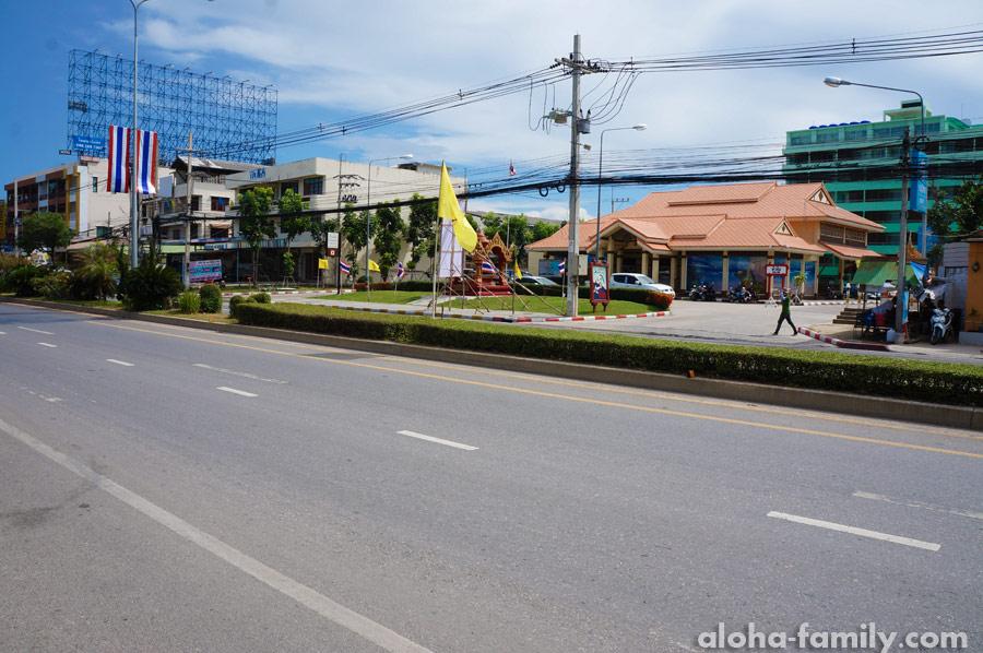 Автовокзал Хуа Хина