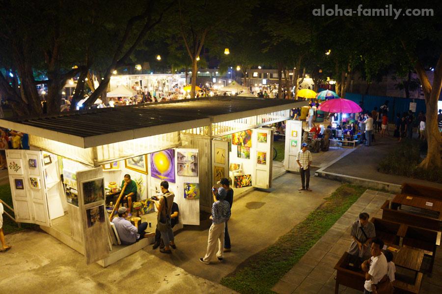 Cicada Market Hua Hin