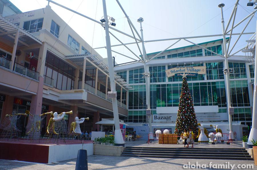 "Торговый центр ""Market Village Hua Hin"""