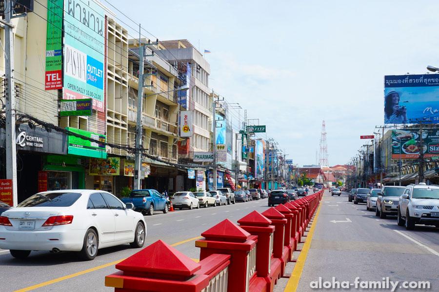 Phetkasem Road, Hua Hin
