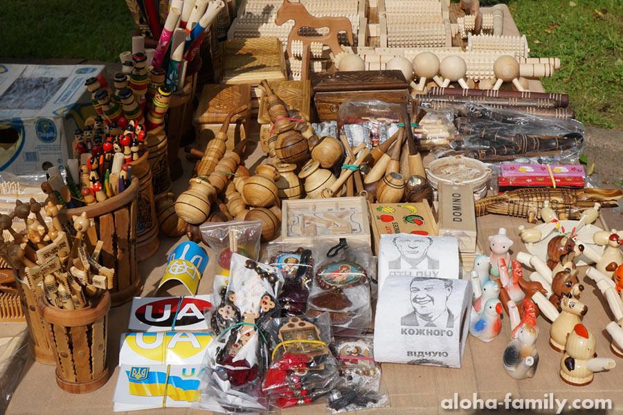 Сувениры в Трускавце