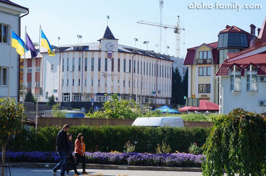Улица Дрогобыцька