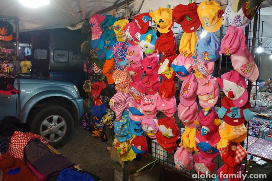 Детские кепки по 50 бат