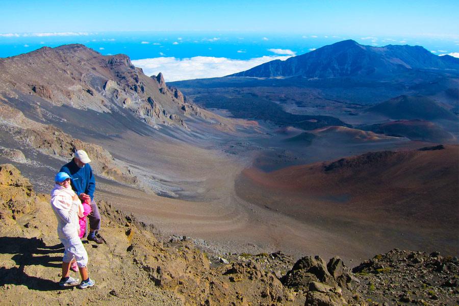 Гавайи. Достопримечательности острова Мауи: пляжи, водопады, вулканы.