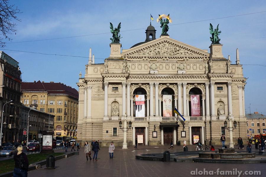 Опера во Львове