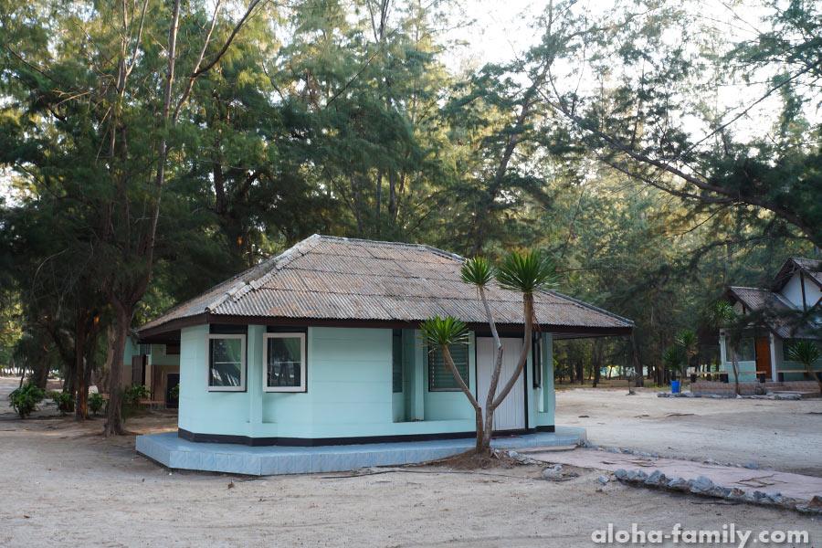 Домики в аренду на Laem Sala