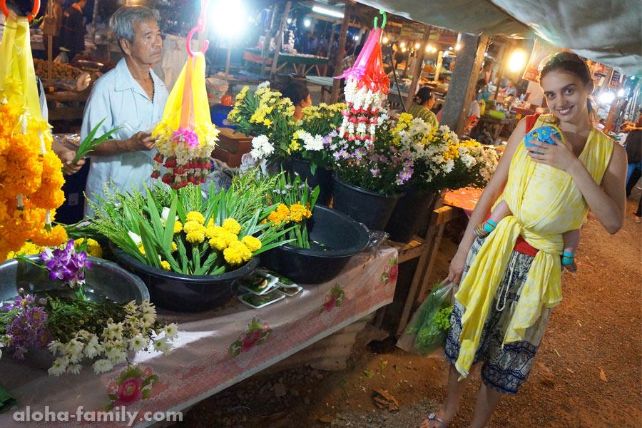 Хуа Хин, 18 мая 2014 - вечерний рынок