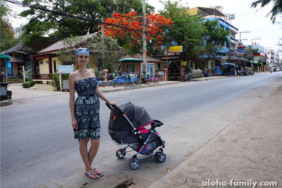 Хуа Хин, 22 мая 2014 - курорт Ча-Ам