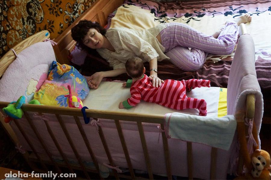 Запорожье, 19 июня 2014 - показываем новые умения бабушке