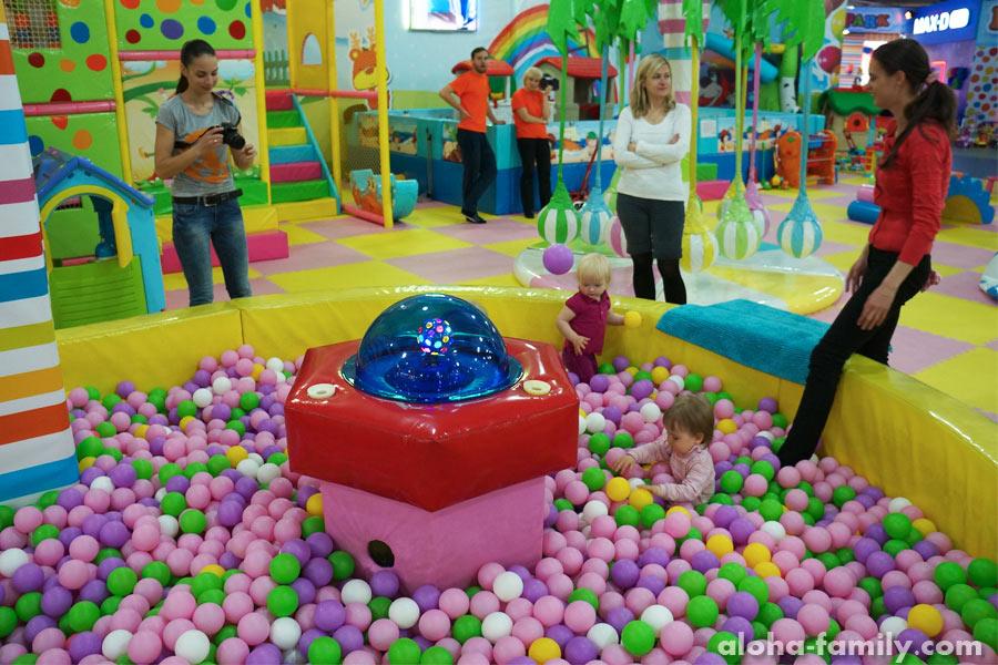 Райское место для детей