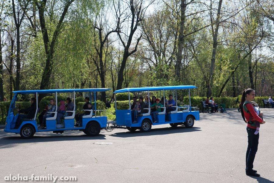 Киевский зоопарк — наш отзыв 2015 год