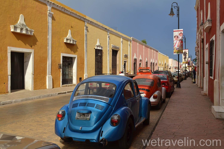 Мексика, культурный город Вальядолид