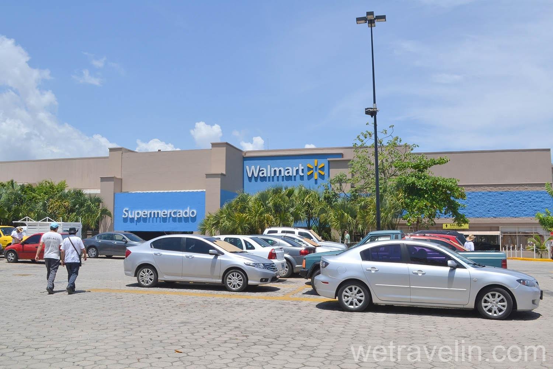 Супермаркет в Мексике