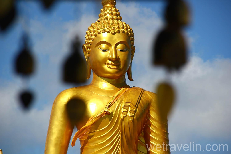 Таиланд остров Пхукет - Будда