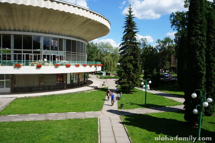 Бальнеологический курорт Моршин, Львовская область