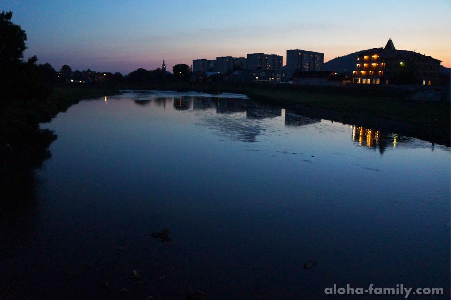 Прогулка по Мукачево