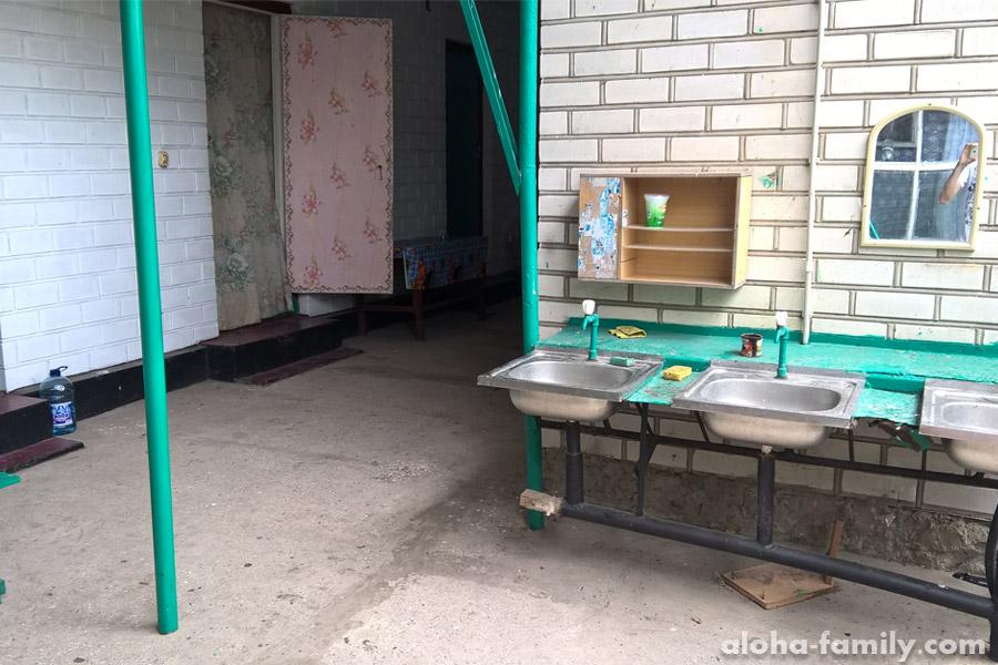 """Пример """"потрясающего"""" жилья в частном секторе Лазурного"""
