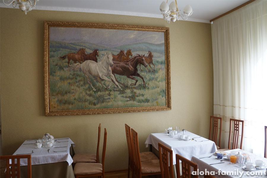 Ресторан отеля Писанка