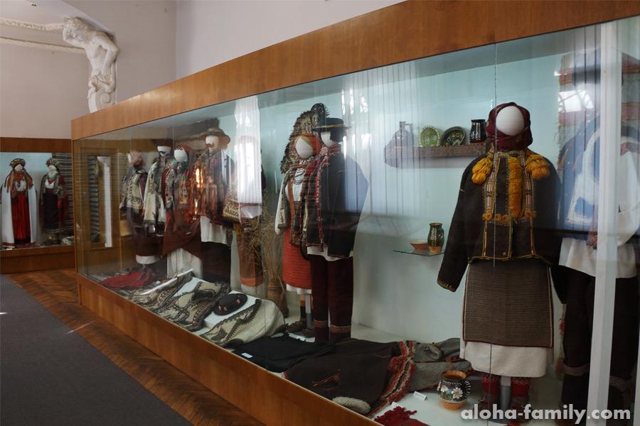 Традиционная одежда гуцулов