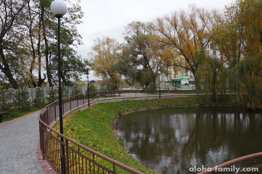 Озеро с уточками, Калиновая Слобода