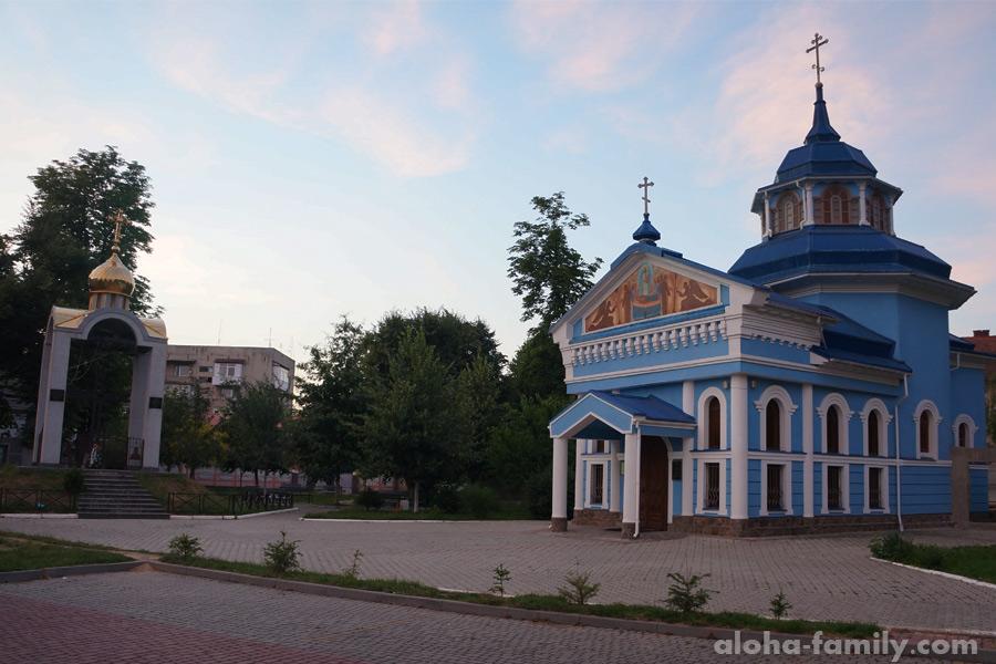 Храм в Мукачево