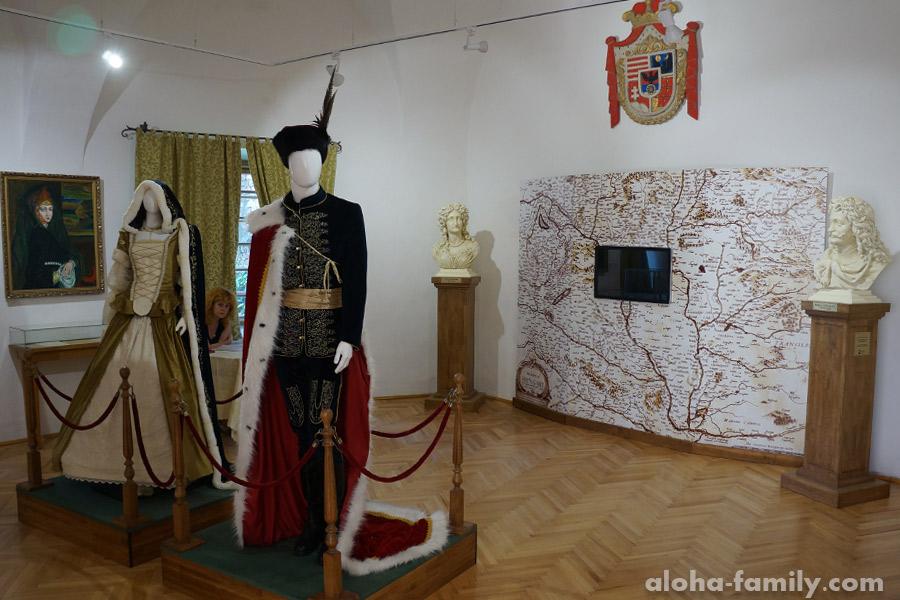 Музей в Замке Паланок