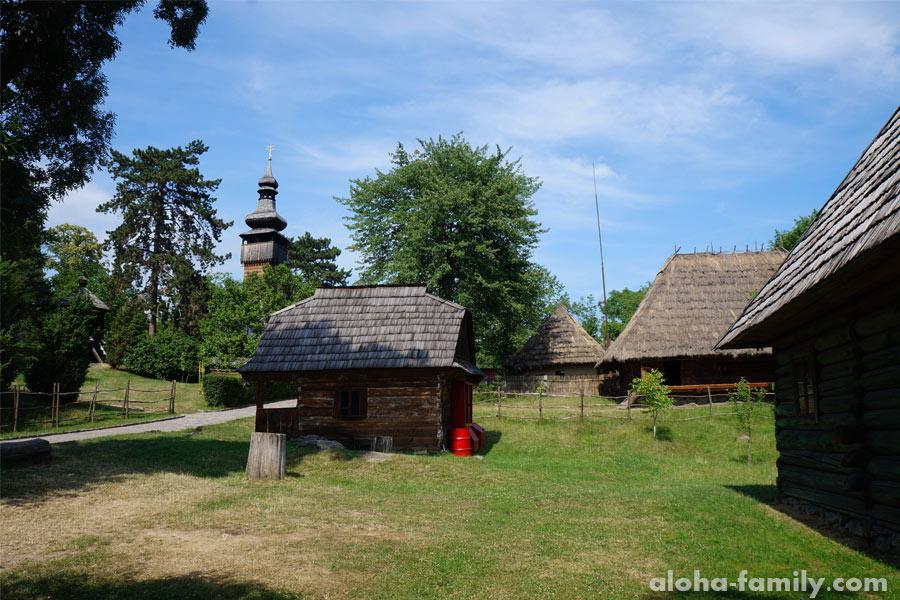 Старое музей-село