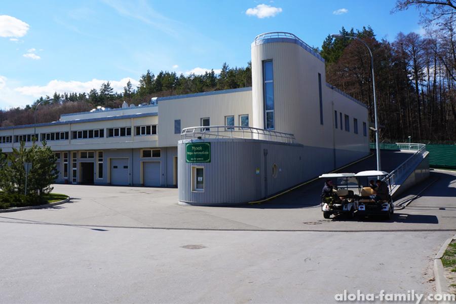 Музей автомобилей в Межигорье