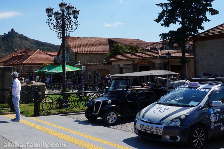 Такси в Мцхете, Грузия