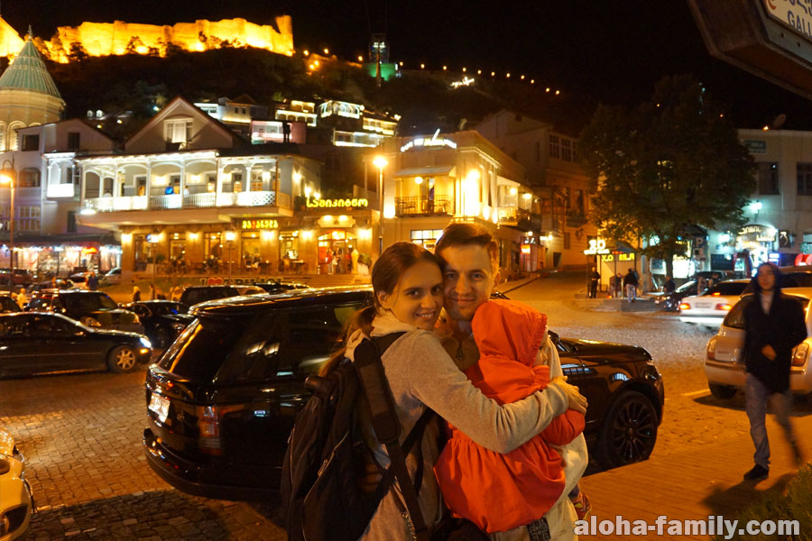 Старый Тбилиси нам понравился