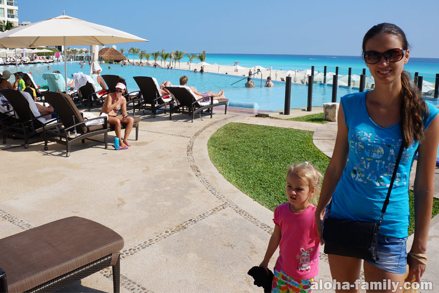 The Westin Resort & Spa в Канкуне