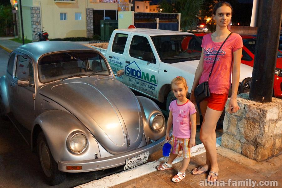 Volkswagen Beetle - сделан в Мехико