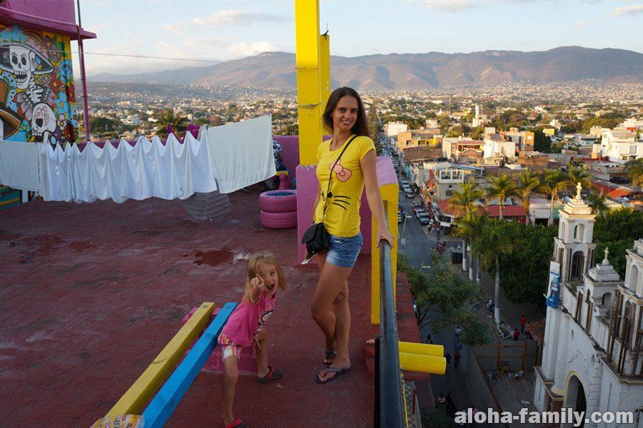 Тустла Гутьеррес - большой город между Сан Кристобаль и Тихим океаном