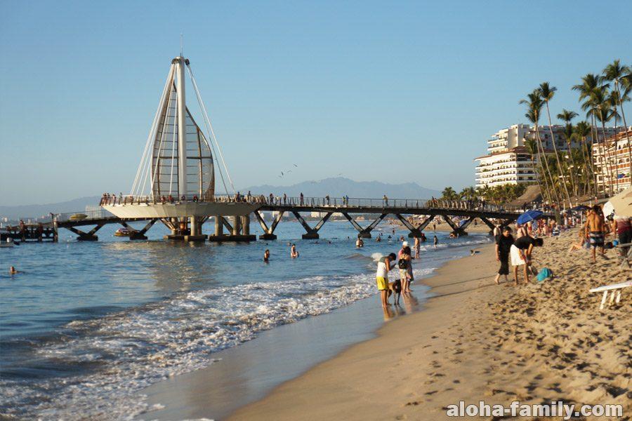 Пуэрто Вайярта, пляж мертвецов