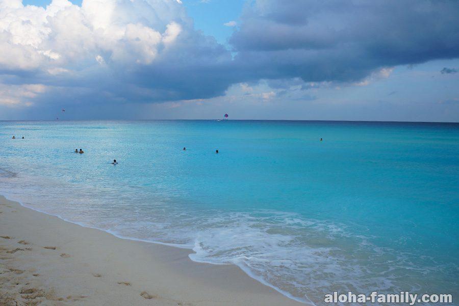 Карибское море в Канкуне